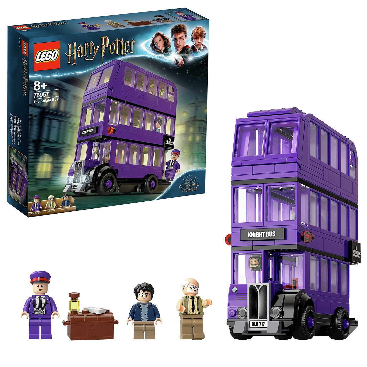 LEGO Harry Potter TM The Knight Bus - 75957