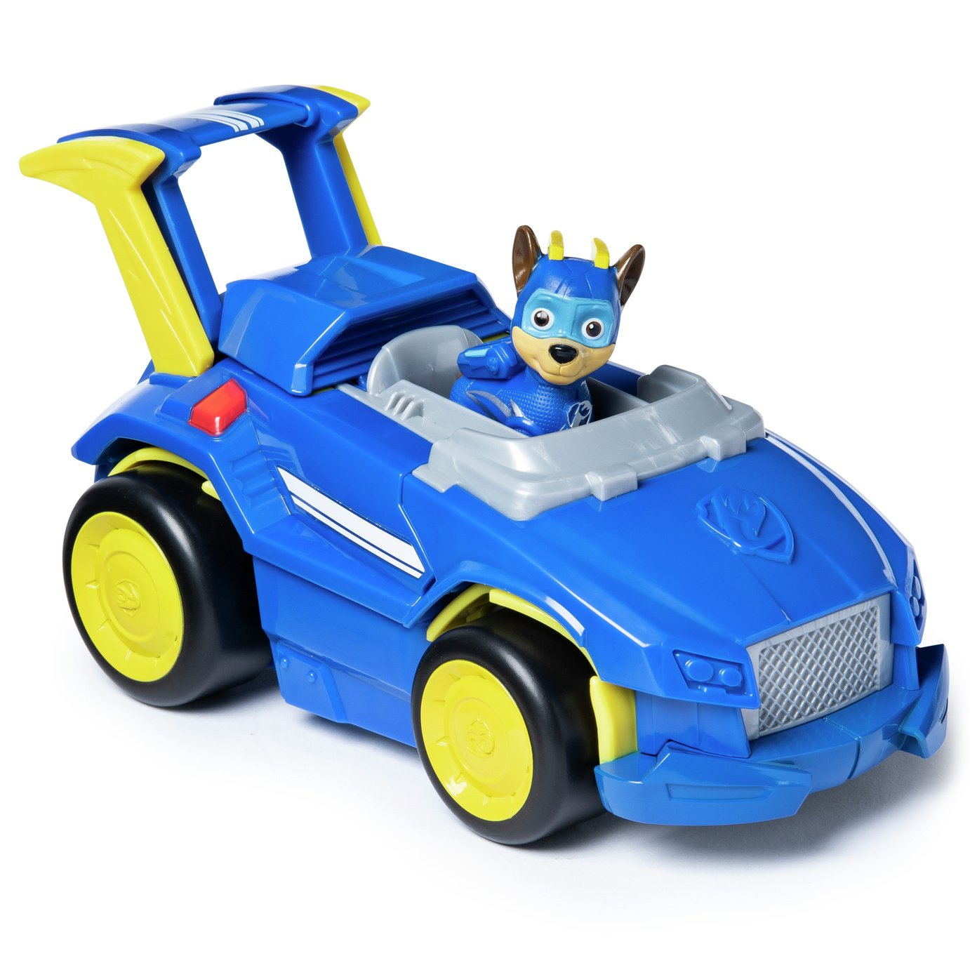 PAW Patrol Super Paws Chase's Powered Up Vehicle