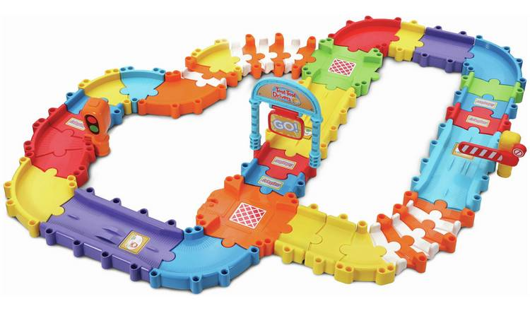 Buy VTech Toot Toot Drivers Flex Track | Toy cars, vehicles and sets | Argos