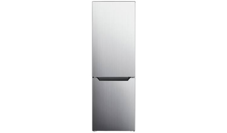 Bush 60185FF Fridge Freezer - Silver