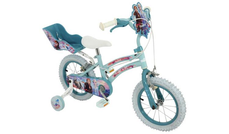 Disney Frozen 14 Inch Classic Kid's Bike