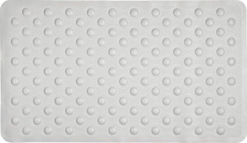 Argos Home Rubber Bath Mat - White