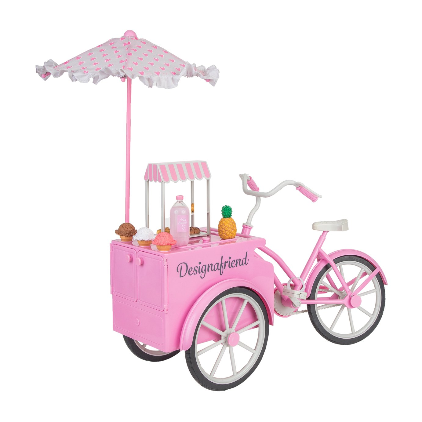 Chad Valley Designafriend Treat Cycle Cart