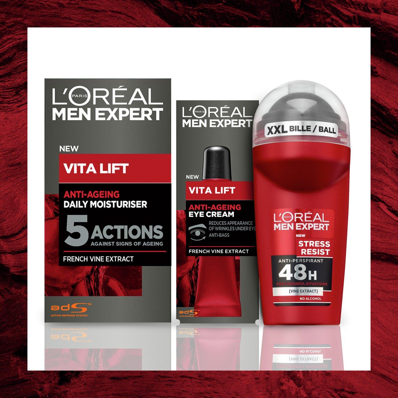 L'Oreal Men's Expert Vita Lift kit