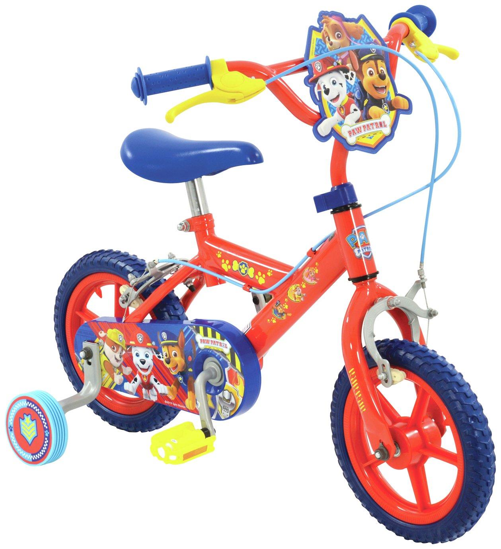 PAW Patrol 12 Inch Red Kid's Bike