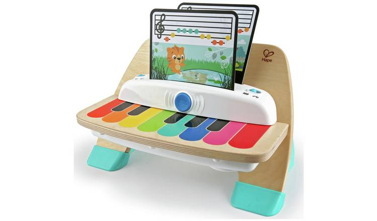 Baby Einstein Hape Magic Touch Piano Wooden Musical Toy
