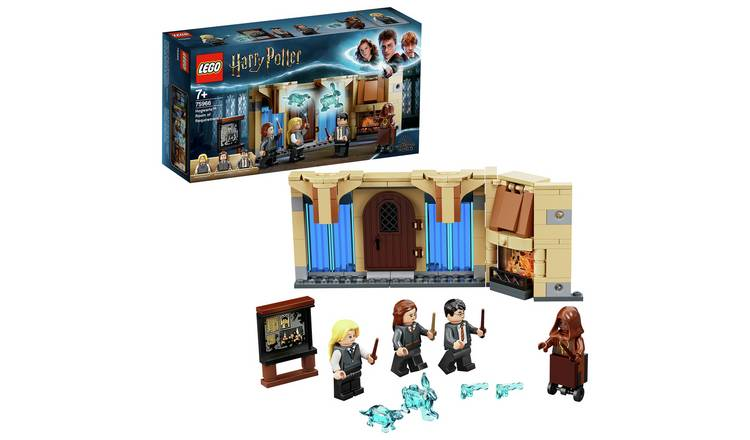 LEGO Harry Potter Hogwarts Room of Requirement Set - 75966