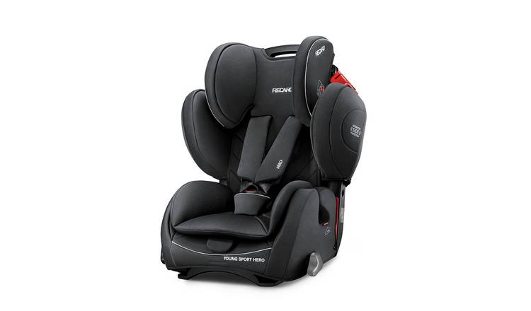 Recaro Young Spot Hero Performance Group 1/2/3 Car Seat
