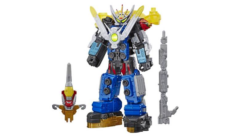 Power Rangers Beast X Ultrazord by Argos