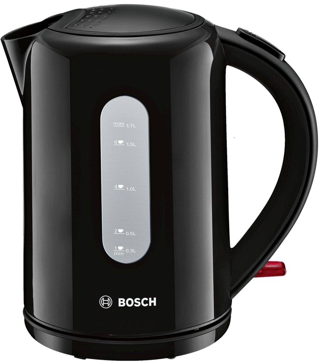 Bosch TWK76033GB Village Kettle - Black