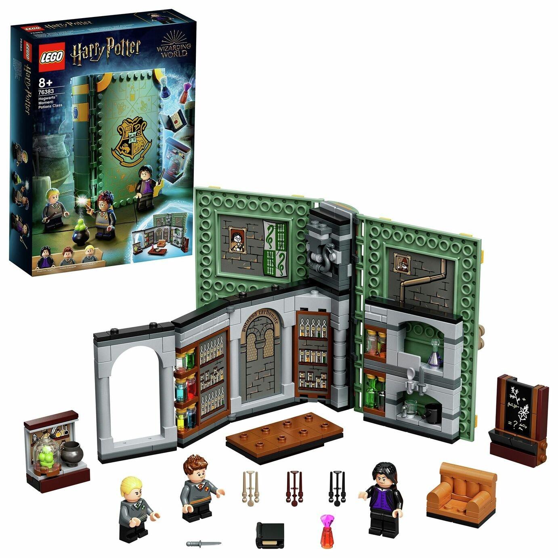LEGO Harry Potter Hogwarts Potions Class Building Set 76383