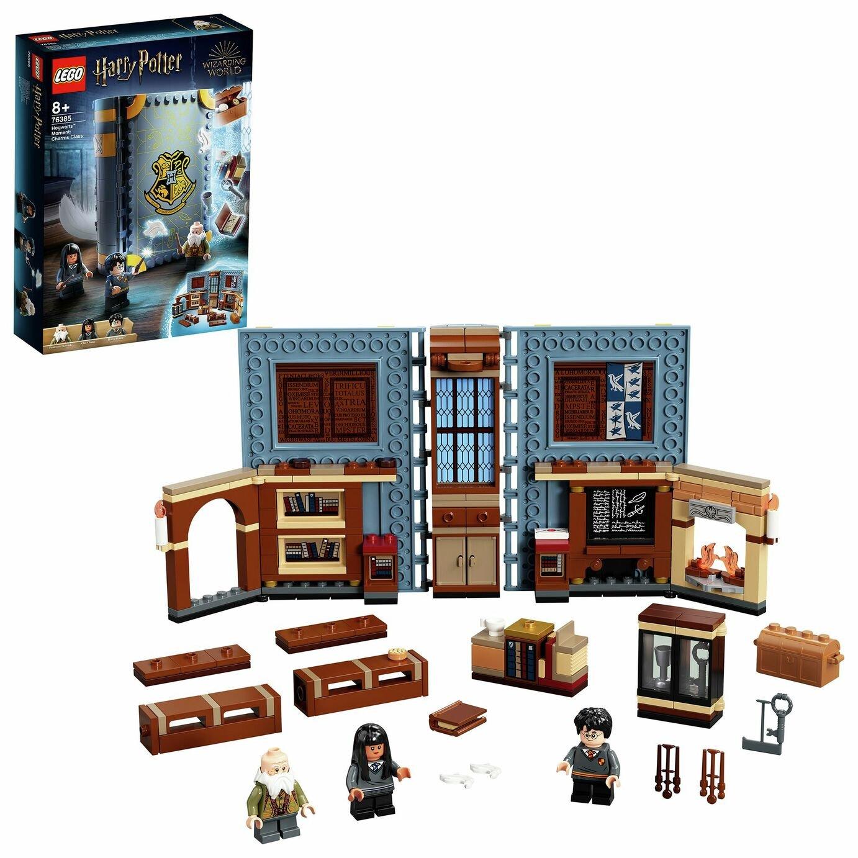 LEGO Harry Potter Hogwarts Charms Class Set 76385