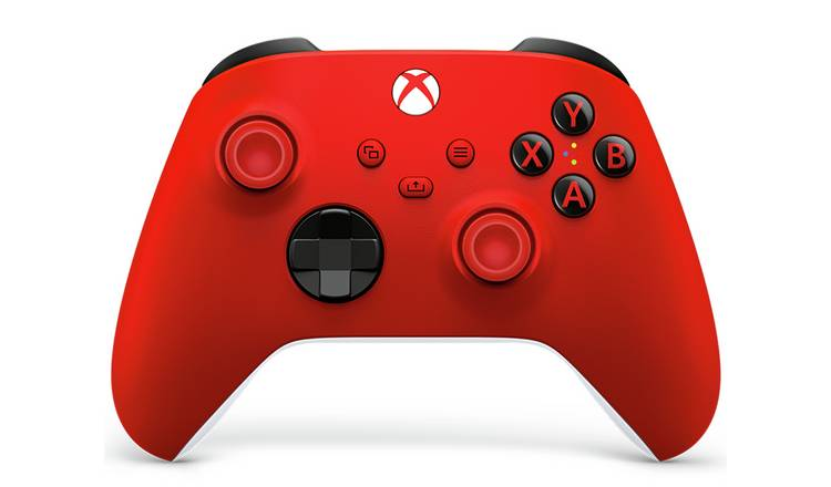 Xbox Series X & S Wireless Controller - Pulse Red