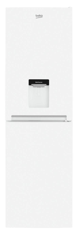 Beko CFG3582DW Fridge Freezer - White