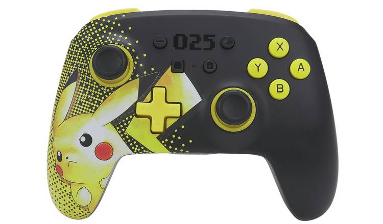 Nintendo Switch Enhanced Wireless Controller - Pokémon