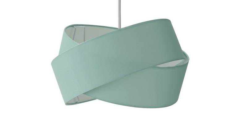 Argos Home Ribbon Shade - Duck Egg
