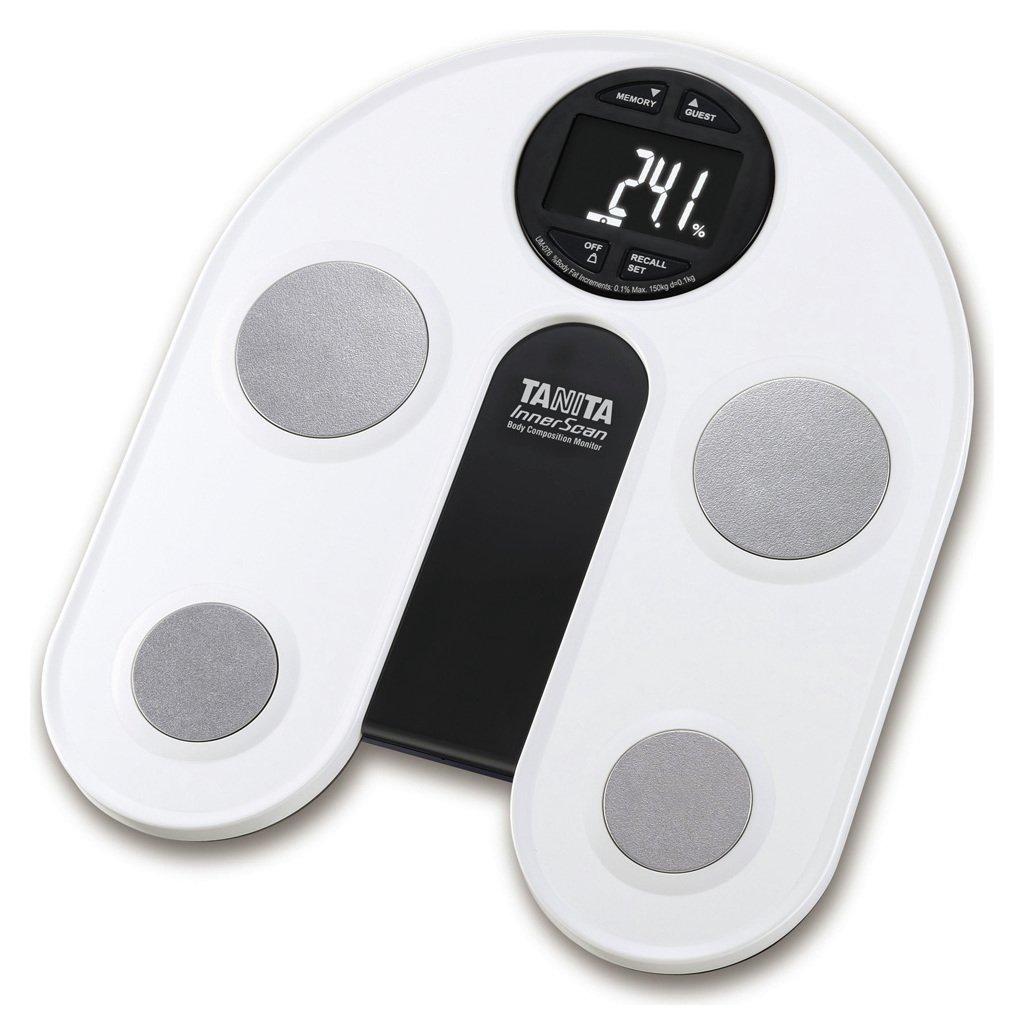 Tanita UM076 Body Fat Monitor Scale - White
