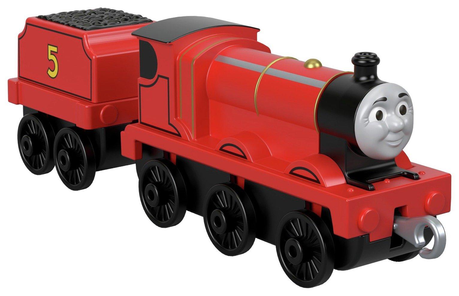 Thomas & Friends Large Push Along James