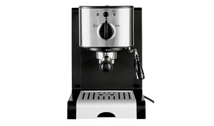 Buy Cookworks Cm4637 Espresso Coffee Machine Coffee Machines Argos