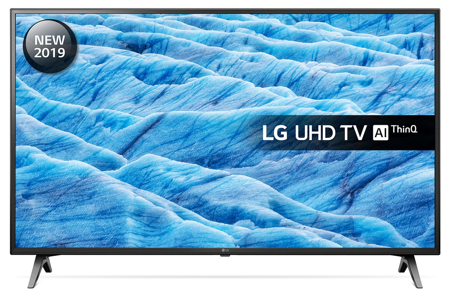 LG 60 INCH 4K HDR With Quad Core (Amazon)