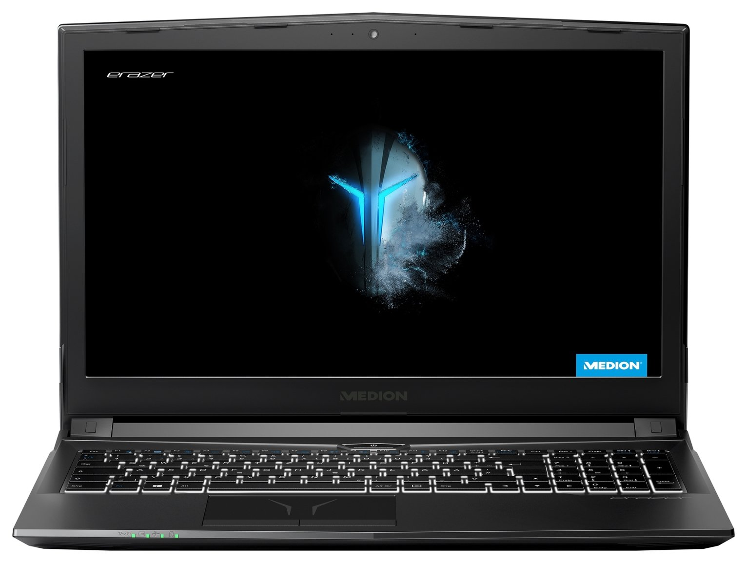 Medion Erazer 15in 8GB i7 1TB 265GB GTX1050Ti Gaming Laptop
