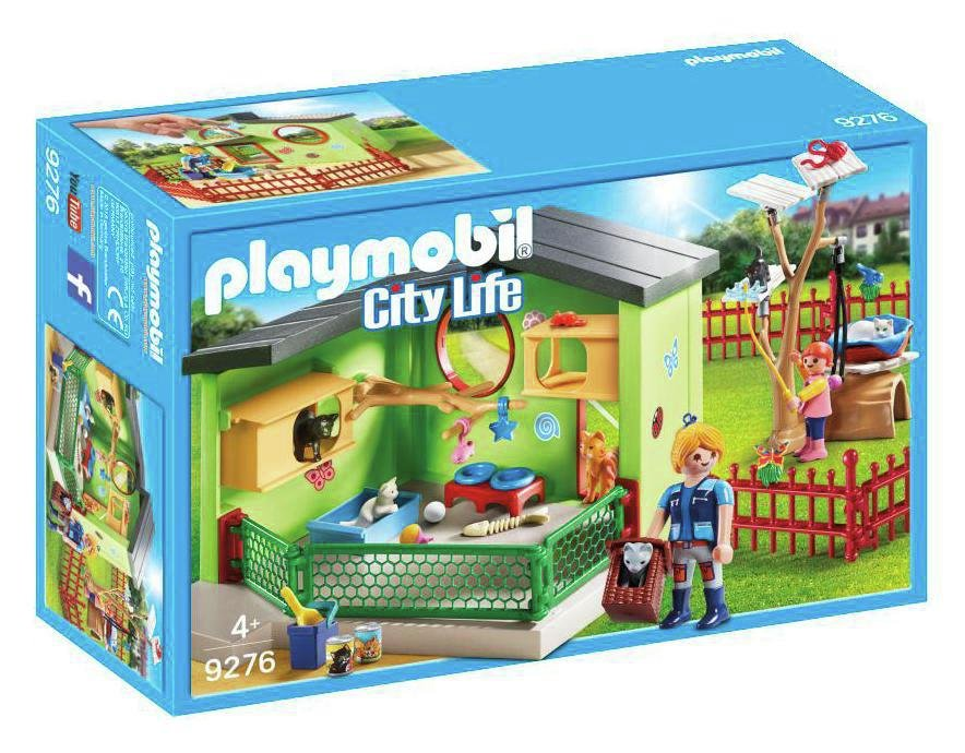 Playmobil 9276 City Life Purfect Cats Playset