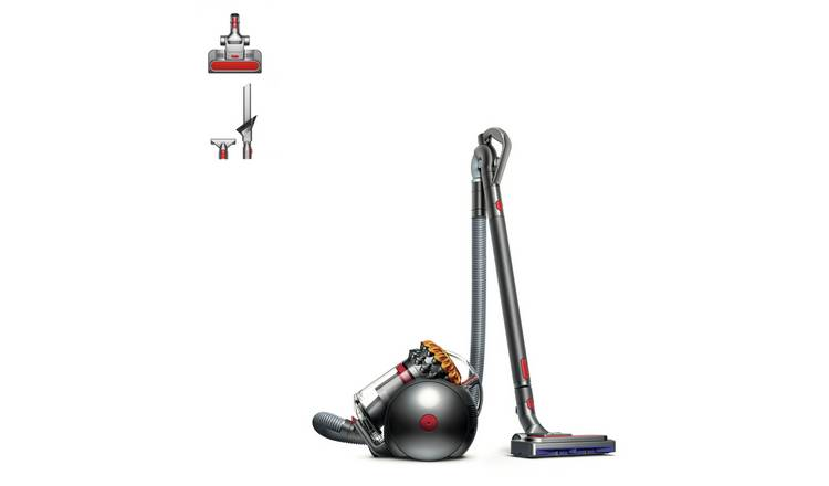 Dyson Big Ball Multifloor 2 Bagless Cylinder Vacuum Cleaner