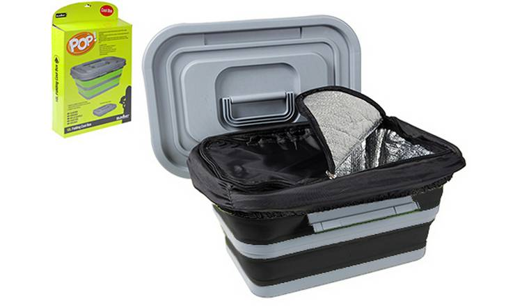 POP 18L Folding Cool box - Black