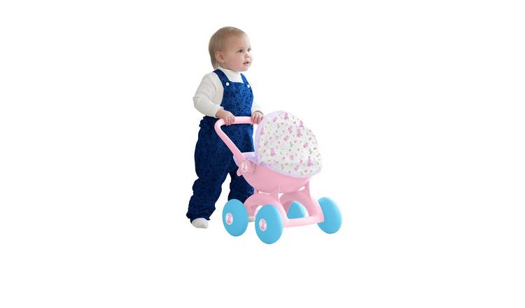 Peppa Pig 4 in 1 My 1st Pram Set