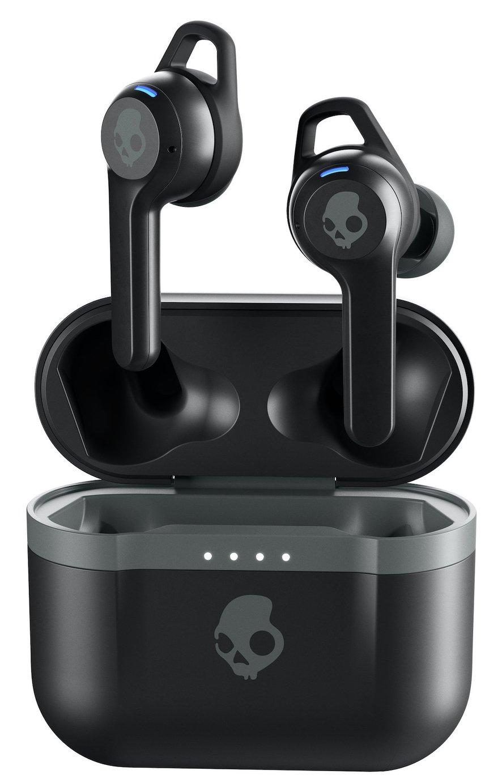 Skullcandy Indy Evo In-Ear True Wireless Earbuds - Black