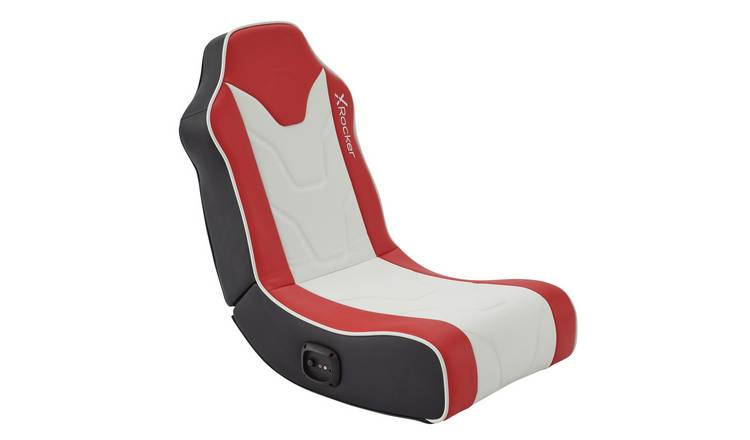 X Rocker Chimera 2.0 Stereo Audio Gaming Chair - Red