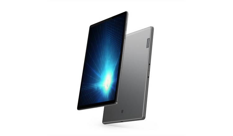 Lenovo M10 Plus 10.3in 128GB FHD Tablet - Iron Grey