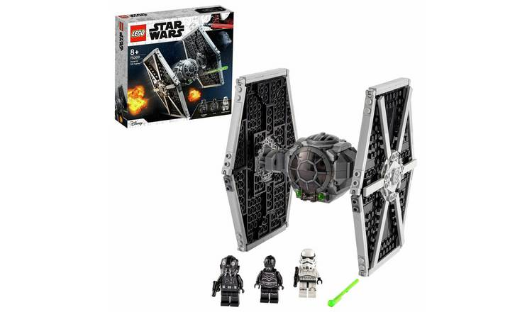 LEGO Star Wars Imperial TIE Fighter Toy 75300