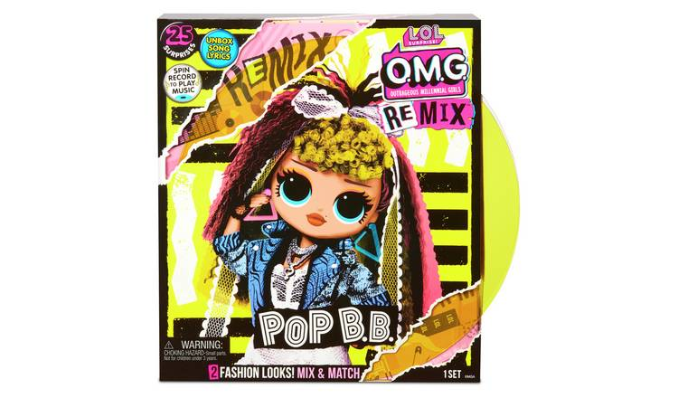 LOL Surprise! OMG Remix Pop B.B. Fashion Doll