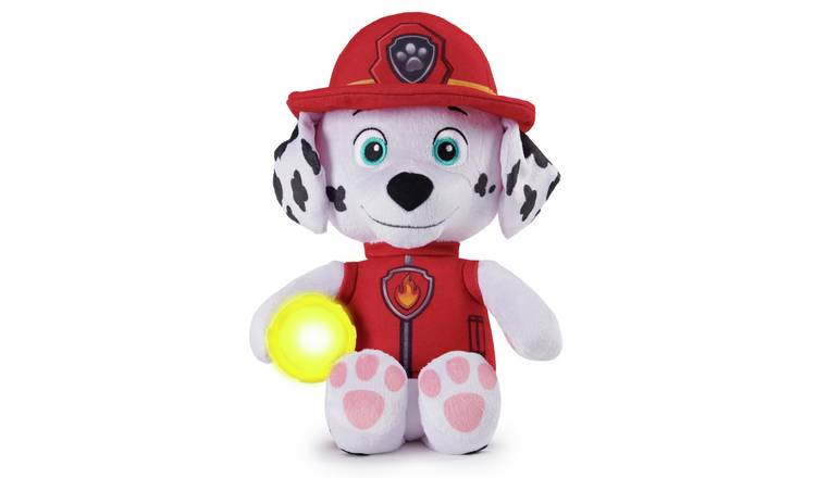 PAW Patrol Snuggle Up Marshall Soft Toy