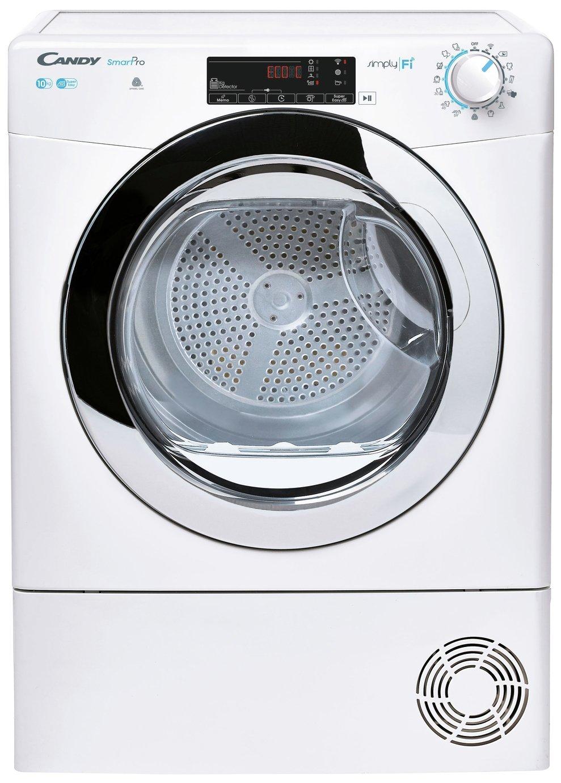 Candy CSVO C10TCG 10KG Condenser Tumble Dryer - White
