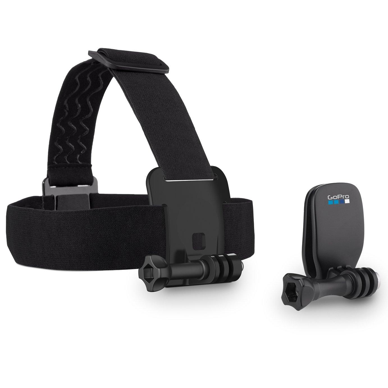 GoPro Head Strap And Quick Clip Camera Accessory