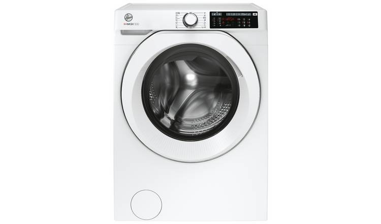 Hoover H-WASH 500 9KG 1600 Spin Washing Machine - White