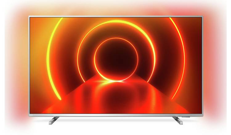 Philips 43 Inch 43PUS8105 Smart 4K UHD HDR LED Ambilight TV