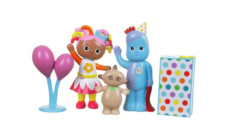 In The Night Garden Party Figure Set