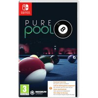Pure Pool Nintendo Switch Game
