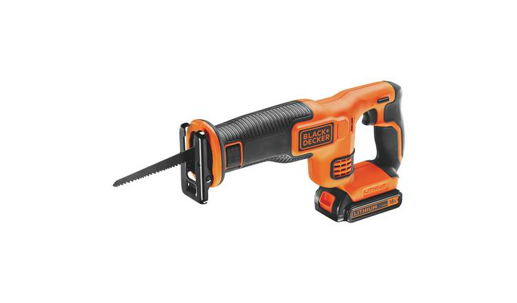 Black + Decker Power Connect Reciprocating Saw - 18V