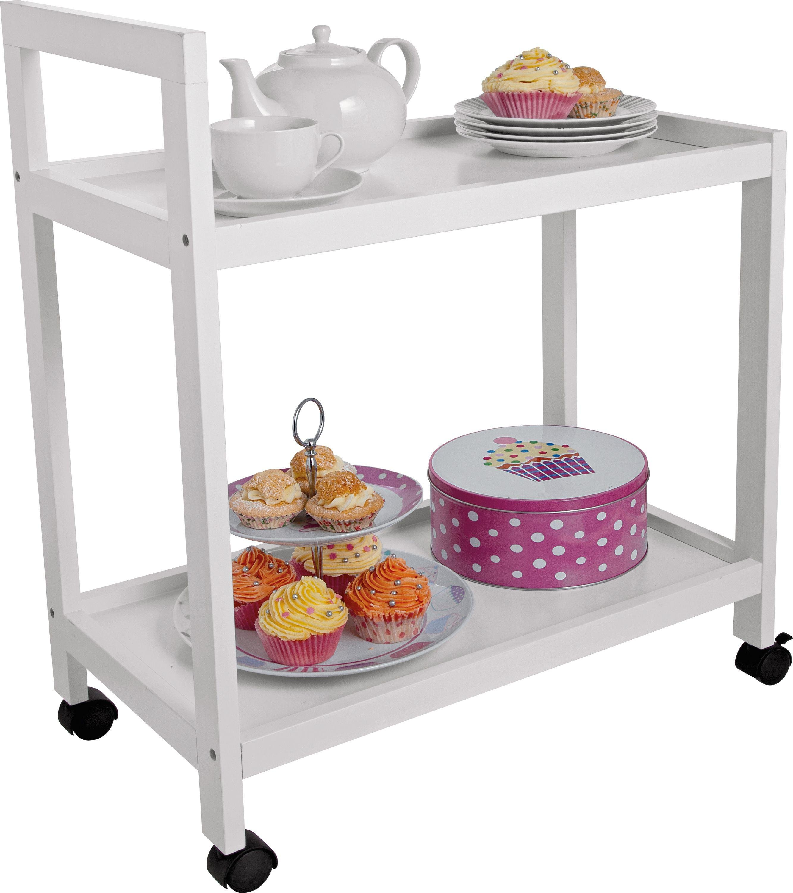 Image of HOME - White Tea Trolley