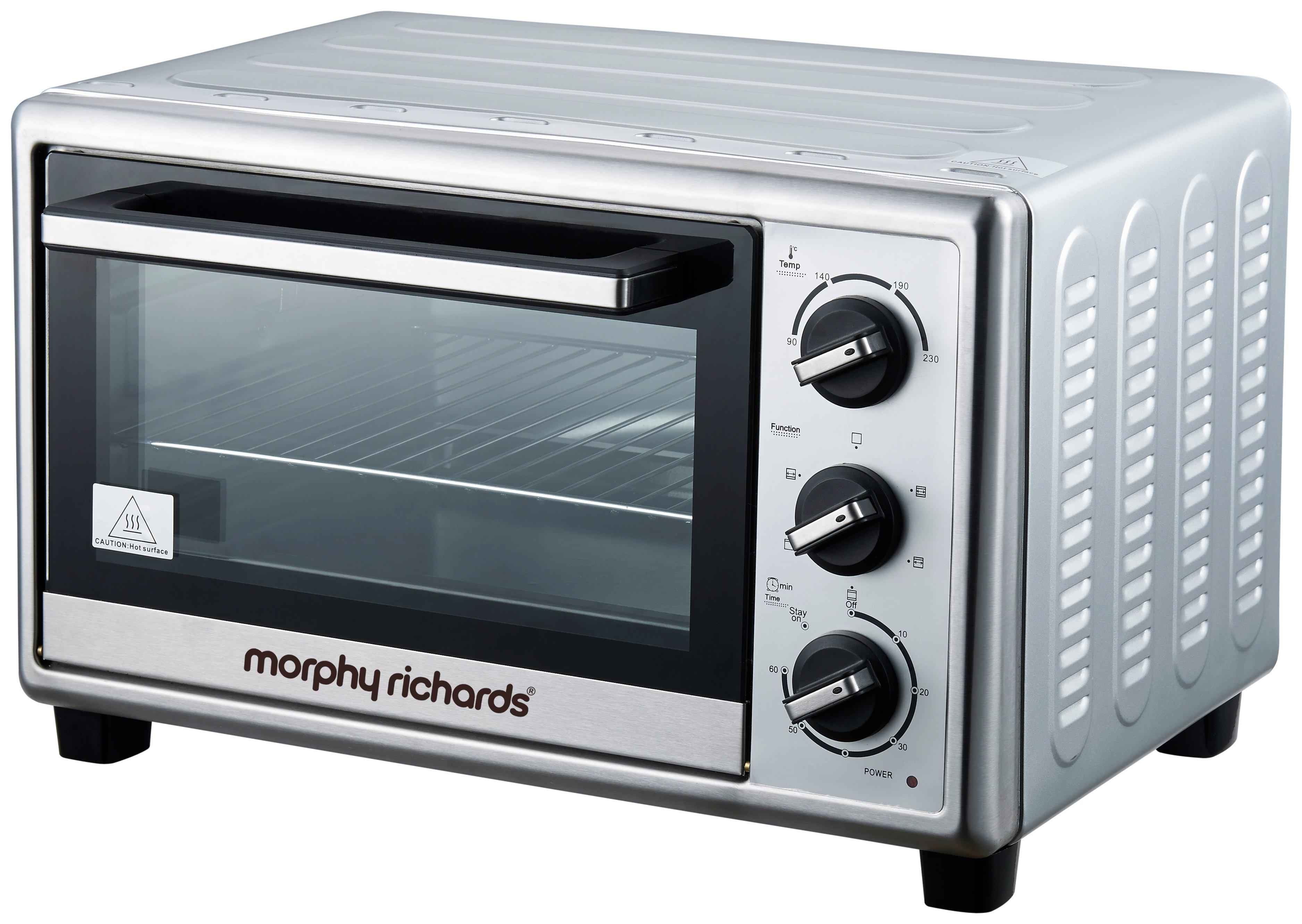 Morphy Richards - Rotisserie Mini Oven - St/Steel