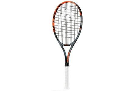 Shop tennis rackets.