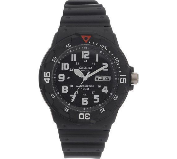 buy casio men s diver style watch at argos co uk your online casio men s diver style watch902 5873