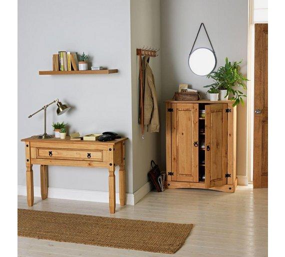 buy collection puerto rico shoe storage cabinet antique. Black Bedroom Furniture Sets. Home Design Ideas