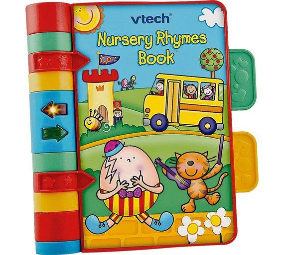 Buy Vtech Nursery Rhymes Book Baby Activity Toys Argos