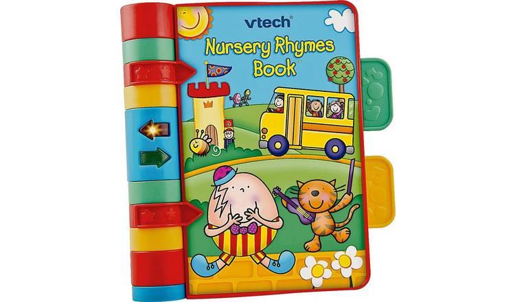 Buy VTech Nursery Rhymes Book   Early learning toys   Argos