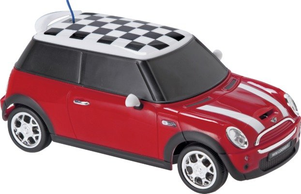 'Mini Cooper S Radio Controlled Car